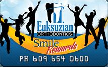 Smile Card - Sarkis Euksuzian