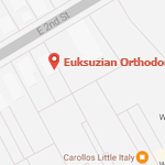 Euksuzian Orthodontics Moorestown Office